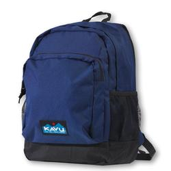 KAVU Samish Backpack, 1750 Cubic Inches, Navy