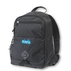 KAVU Lummi Backpack, 1500 Cubic Inches, Black