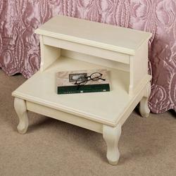 Cessilee Bed Steps , Windsor Oak