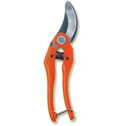 Bahco 7-Inch Professional Pruner with Steel Handles P121-18