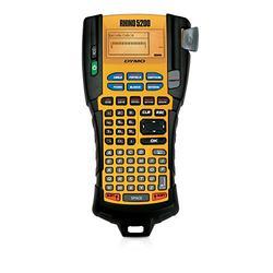Dymo Rhino 5200 Etiqueteuse électronique portable
