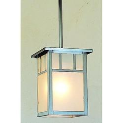 Arroyo Craftsman Huntington 30 Inch Tall 1 Light Outdoor Hanging Lantern - HSH-4LDT-AM-BZ