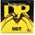 DR Strings DDT-11 Drop-Down Tuning Nickel Plated Steel Electric Guitar Strings - .011-.054 Heavy