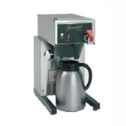 Bloomfield 8782TFL Gourmet 1000 Automatic Coffee Brewer for Thermal Carafes, 120v