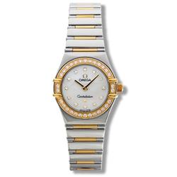 Omega Women's 1365.75.00 Constellation My Choice Quartz Mini Diamond Watch