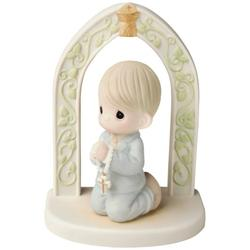 Precious Moments First Communion Boy Figurine