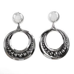 'Sierra' - Artisan Crafted Taxco Sterling Earrings
