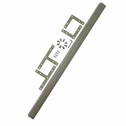 Bush Business Furniture ProPanel Post & L or T Connector Kit, Size 66.0 D in   Wayfair PH99566-03
