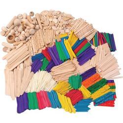 Chenille Kraft Company Wood Crafts Classroom Activities Kit   Wayfair PAC1718