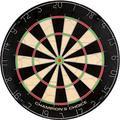 Verus Sports Champion's Choice Bristle Practice Board in Black/Green/Red, Size 18.0 H x 18.0 W in | Wayfair 60015