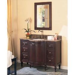 Empire Industries Park Avenue Traditional Bathroom/Vanity MirrorPlastic in Brown, Size 34.0 H x 24.0 W x 1.22 D in   Wayfair PAM24