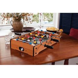 Main Street Classics Sinister Table Top FoosballWood in Brown, Size 4.0 H x 20.0 W x 25.0 D in | Wayfair 55-0502