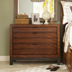 Tommy Bahama Home Ocean Club 3 Drawer Bachelor's Chest Wood in Brown, Size 29.25 H x 36.0 W x 18.0 D in   Wayfair 01-0536-621
