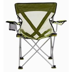 Travel Chair Teddy Folding Camping Chair Metal in Green, Size 31.0 H x 20.5 W x 21.0 D in | Wayfair 579VLM