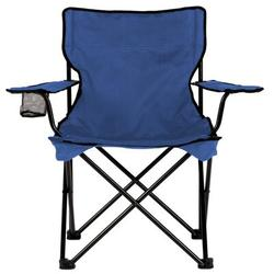 Travel Chair C-Series Folding Camping Chair Metal in Blue, Size 31.0 H x 20.5 W x 21.0 D in | Wayfair 589CB