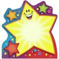 TREND enterprises, Inc. Star Bulletin Board Cut Out, Size 8.0 H x 6.0 W x 0.25 D in | Wayfair T-72066