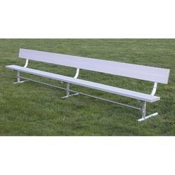 UltraPlay Aluminum Park Bench, Size 34.0 H x 96.0 W x 21.58 D in | Wayfair G940P-A8