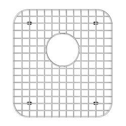 Whitehaus Collection Noah's Kitchen Sink Grid in Gray | Wayfair WHN1614G