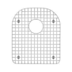 Whitehaus Collection Noah's Kitchen Sink Grid in Gray   Wayfair WHN1618G
