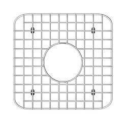 Whitehaus Collection Noah's Kitchen Sink Grid in Gray   Wayfair WHN1212G
