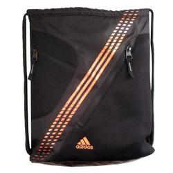 adidas Revel 5131320 Duffle Bag,Black/Warning,One Size