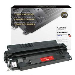 Clover Remanufactured MICR Toner Cartridge for HP 29X C4129X(M)   Black