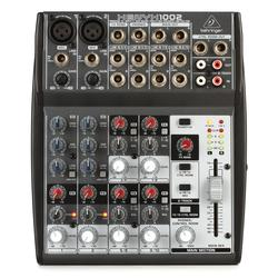 Behringer Xenyx 1002 6-channel Analog Mixer