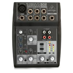 Behringer Xenyx 502 5-channel Analog Mixer