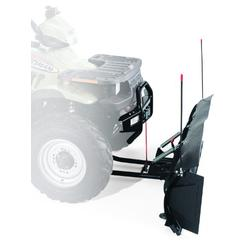 WARN 80607 Powersports ATV Snow Plow Deflector for ProVantage Straight Blades