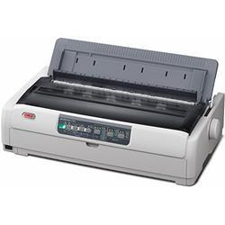 OKI Microline 5791eco Imprimante N&B matricielle A3, 406 mm (largeur) 24 pin jusqu'à 576 car/sec parallèle, USB