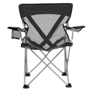 Travel Chair Mesh Travel Chair - Black