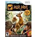 Popular Zoo Games Inc Wii Deer Drive Game Fabulously Fun Excitement Fantasy Elegant Modern Design