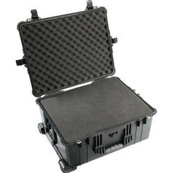Pelican 1610 Case with Foam Set (Black) 1610-020-110