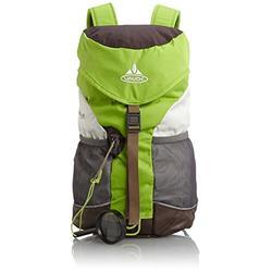 VAUDE Children's Puck Backpack (Green, 10 L)