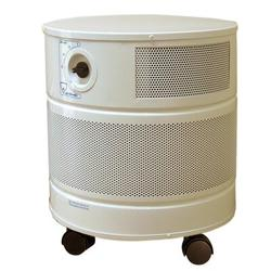 "Aller Air Air Medic Room HEPA Air Purifier w/ Plus Exec-UV in Sandstone, Size 17""H X 15""W X 15""D   Wayfair Air Medic Plus Exec-UV-Sa"