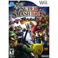 New Ingram Games Super Smash Bros Brawl Wii Game Nintendo Vivid Appearance Action Adventure
