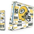 Skinit Decal Gaming Skin Compatible with Wii (Includes 1 Controller) - Officially Licensed NFL Green Bay Packers - Blast Design