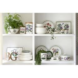 Portmeirion Botanic Garden 0.47-qt. Teapot Porcelain China/Ceramic in White | Wayfair 605239