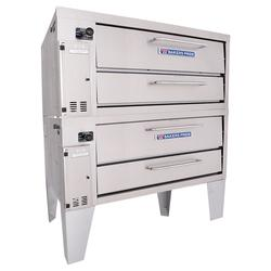 Bakers Pride 352 Double Deck Pizza Oven, Natural Gas