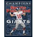 Sports Illustrated Commemorative Issue - New York Giants - 2012 Super Bowl Champs