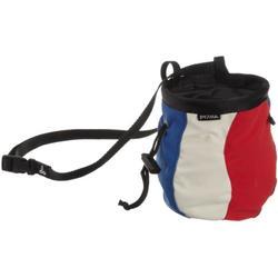 prAna Men's Geo Chalk Bag with Belt (Blue, One Size)