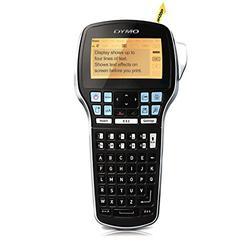 DYMO Étiqueteuse portable rechargeable LabelManager 420P hautes performances avec connexion PC/Mac
