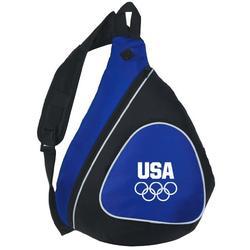 USA Olympic Team Sling Bag (Blue)