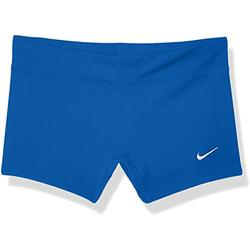Nike Performance Women's Volleyball Game Shorts (Medium, Royal)