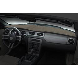 Coverking Custom Fit Dashcovers for Select Oldsmobile Custom Cruiser Models - Poly Carpet (Taupe)
