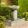 Brielle Cast-stone Fountain - Frontgate