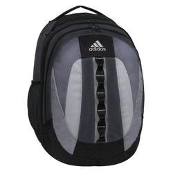 adidas Preston Backpack, Lead Grey, One Size Fits All