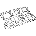 "Elkay LKWOBG2317LSS 22"" L x 15-3/4"" W Stainless Steel Basin Rack Stainless"