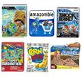Wacky Packages Series 9 Trading Card Sticker Box With 6 Packs & 1 Bonus Sticker