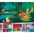RoomMates JL1222M Lion King Water Activated Removable Wallpaper Mural - 10.5 ft. x 6 ft.